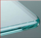 19mm安全钢化玻璃 平钢幕墙玻璃
